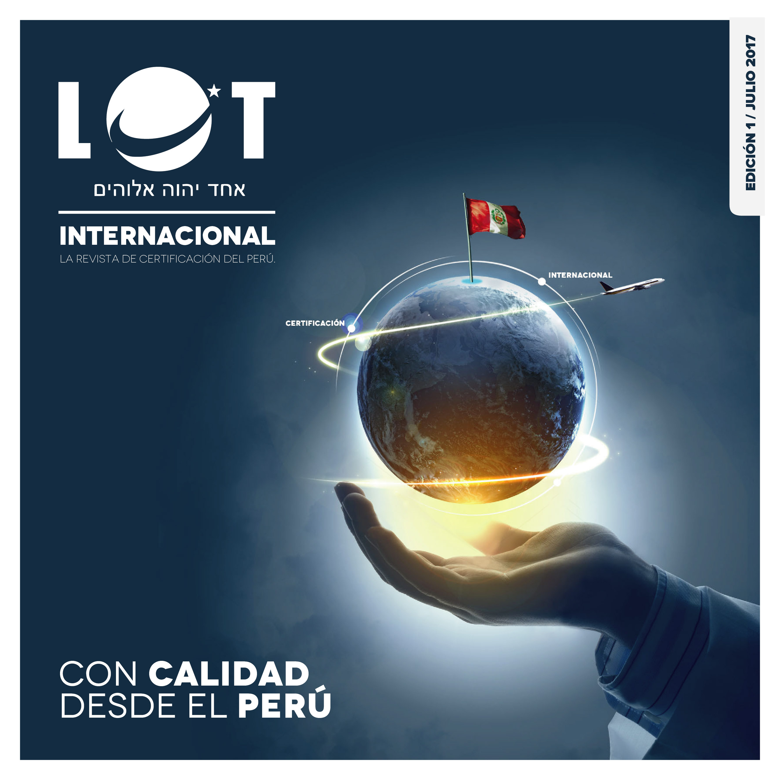Revista Lot Internacional Nº 01